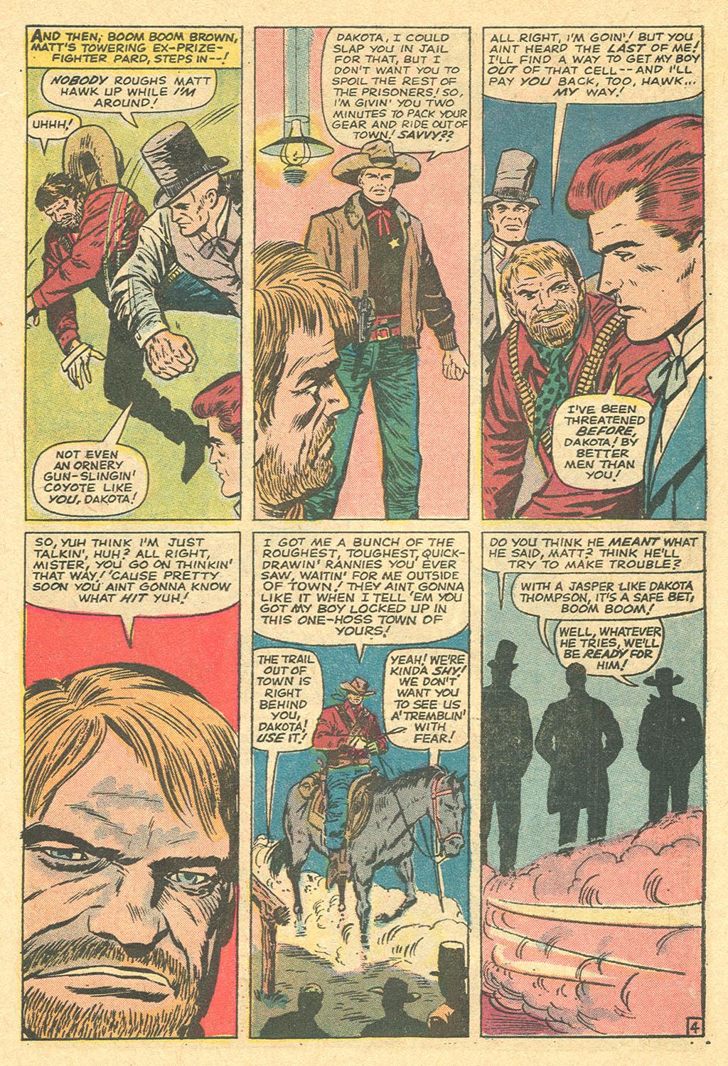 Read online Two-Gun Kid comic -  Issue #107 - 7