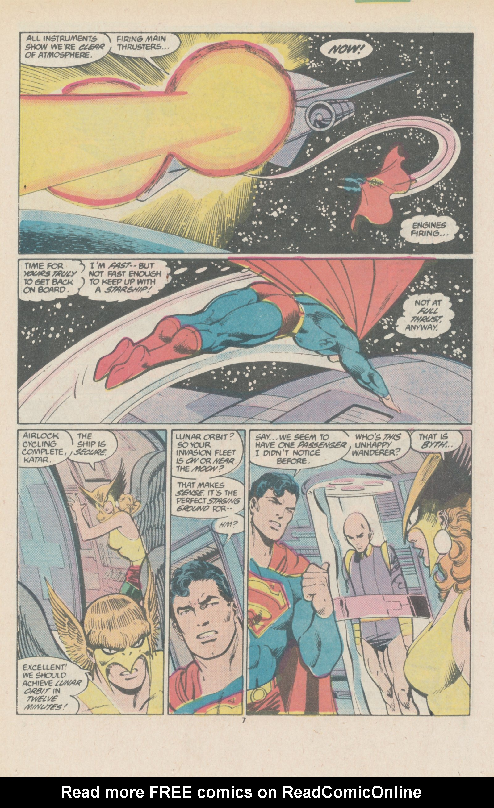 Read online Action Comics (1938) comic -  Issue #588 - 11