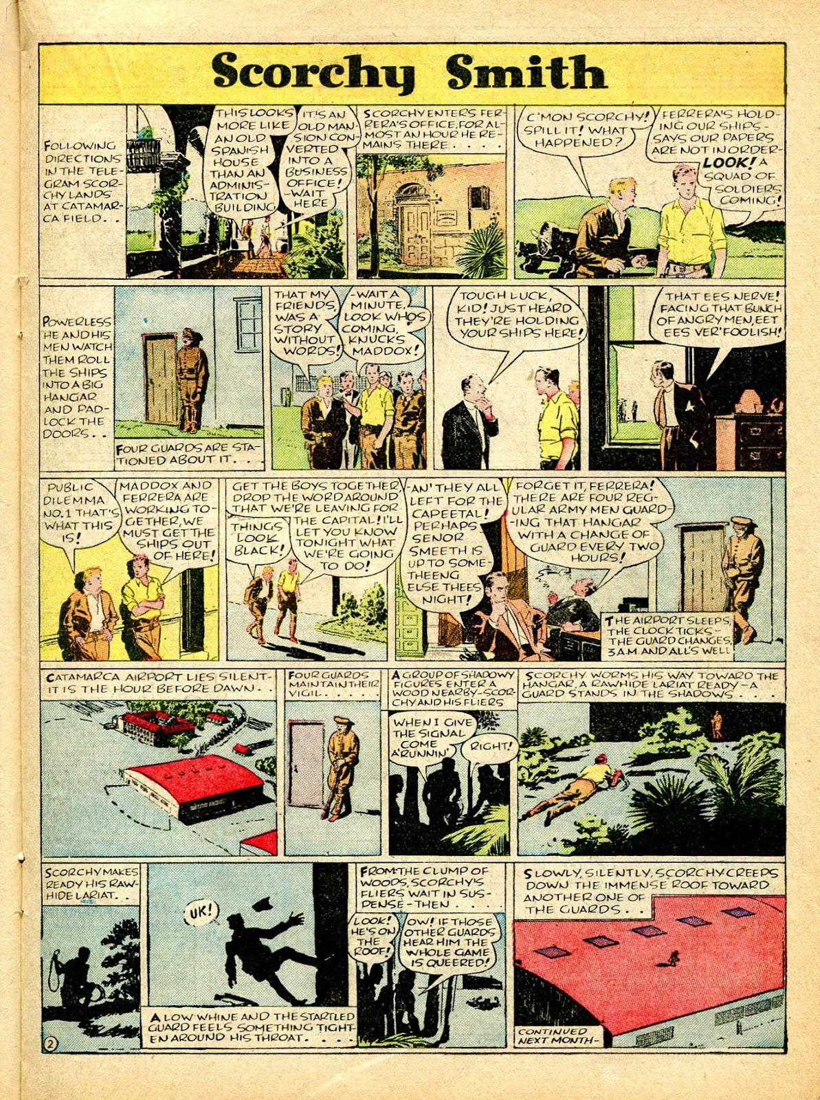 Read online Famous Funnies comic -  Issue #37 - 29