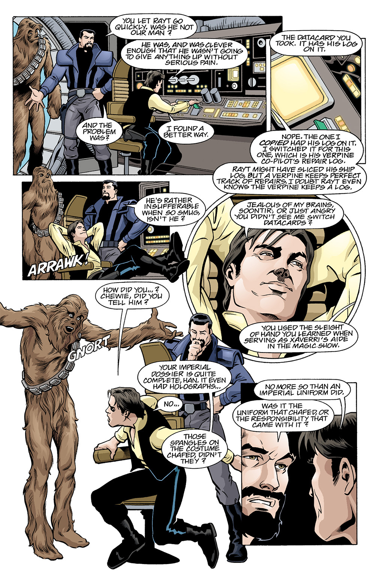Read online Star Wars Omnibus comic -  Issue # Vol. 3 - 229