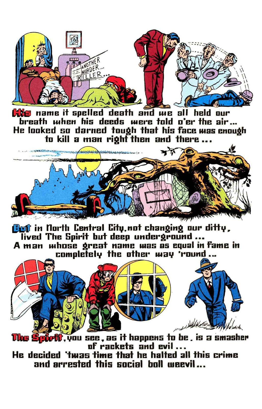 Read online Will Eisner's The Spirit Archives comic -  Issue # TPB 2 (Part 2) - 71