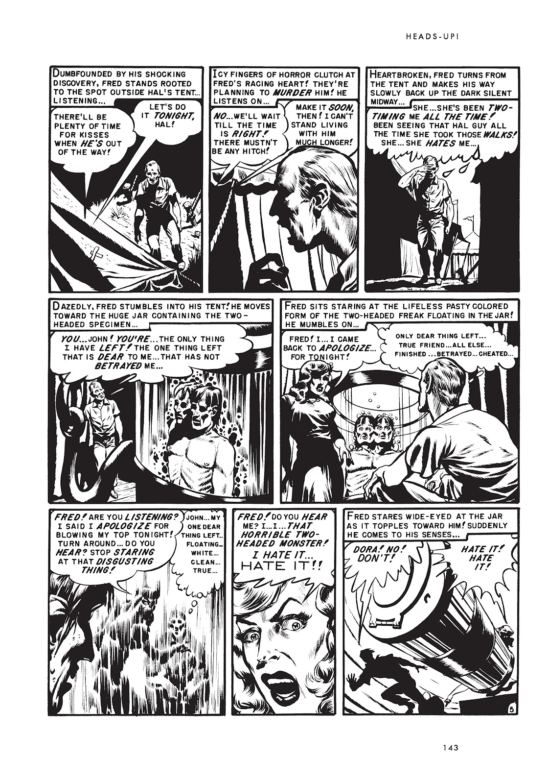 Read online Doctor of Horror and Other Stories comic -  Issue # TPB (Part 2) - 59