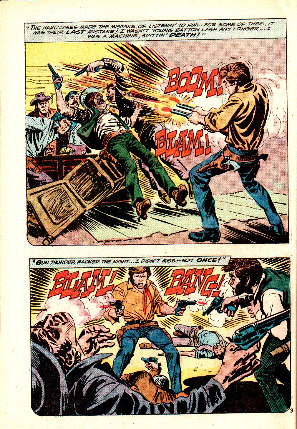 Read online All-Star Western (1970) comic -  Issue #10 - 38