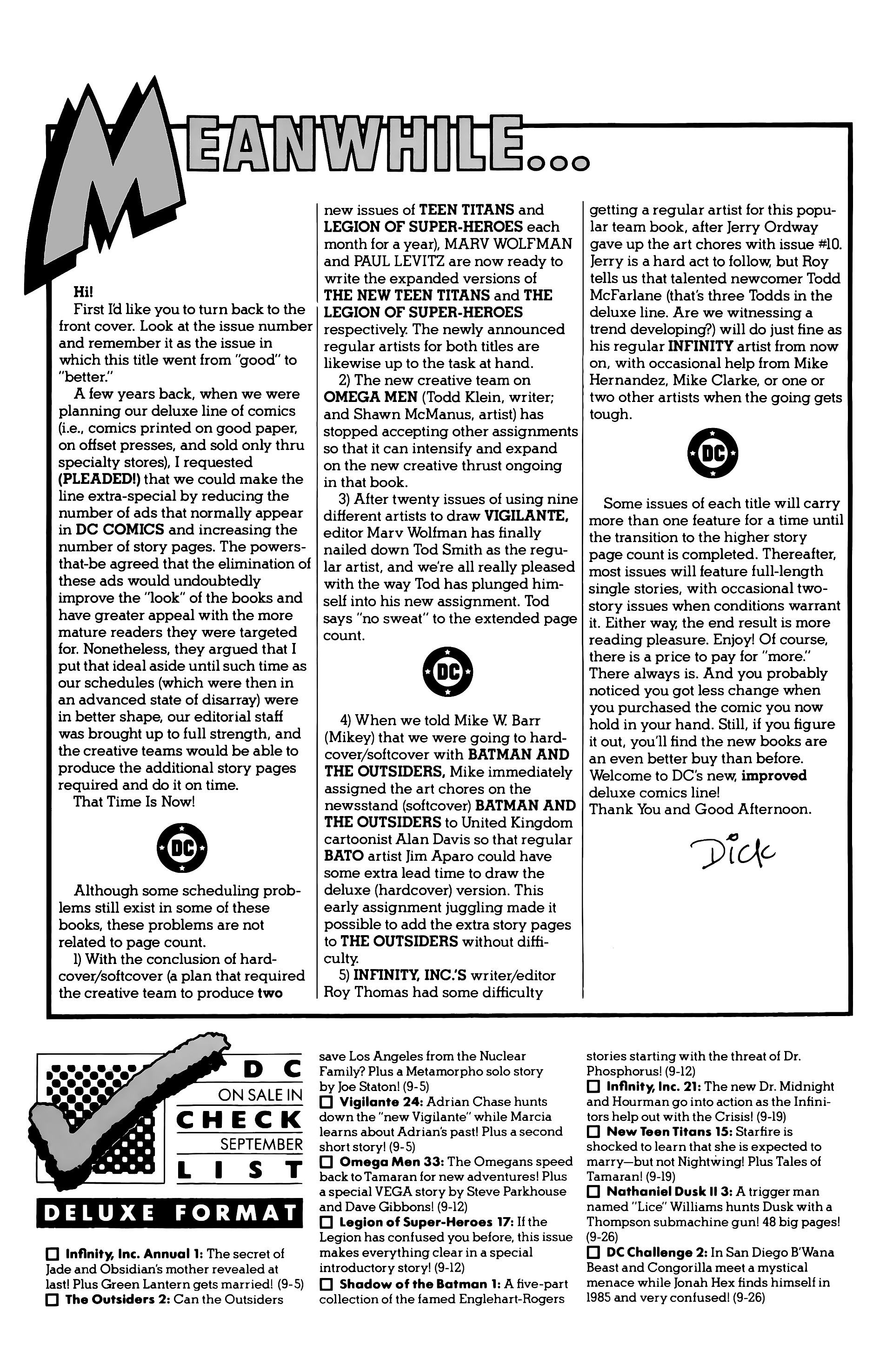 Legion of Super-Heroes (1984) 17 Page 32