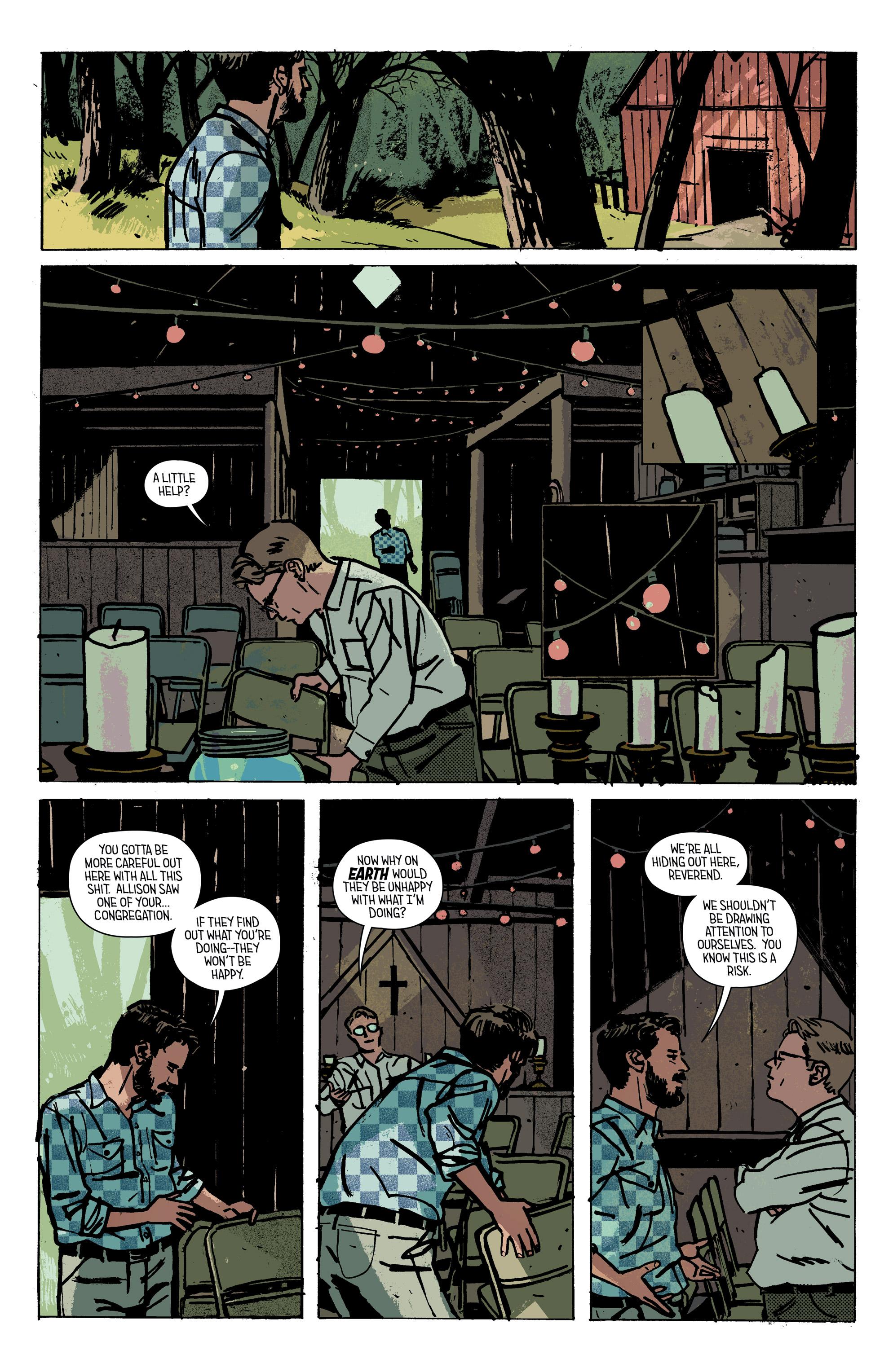 Read online Outcast by Kirkman & Azaceta comic -  Issue #28 - 12