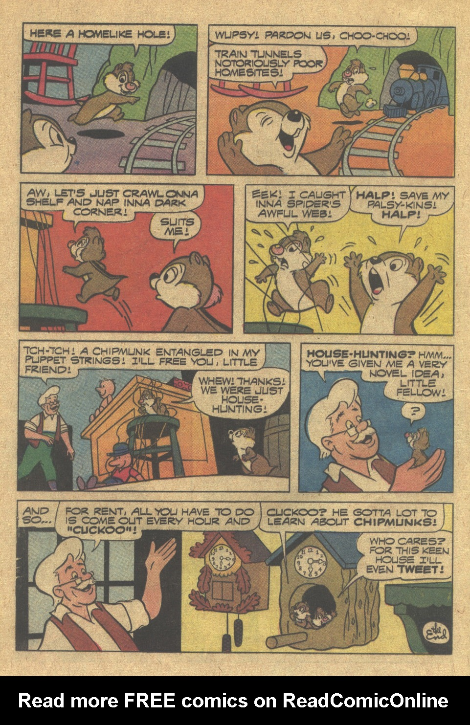 Walt Disney's Comics and Stories issue 380 - Page 16