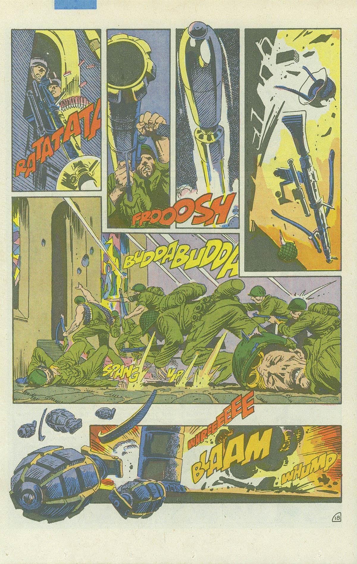 Read online Sgt. Rock comic -  Issue #422 - 25