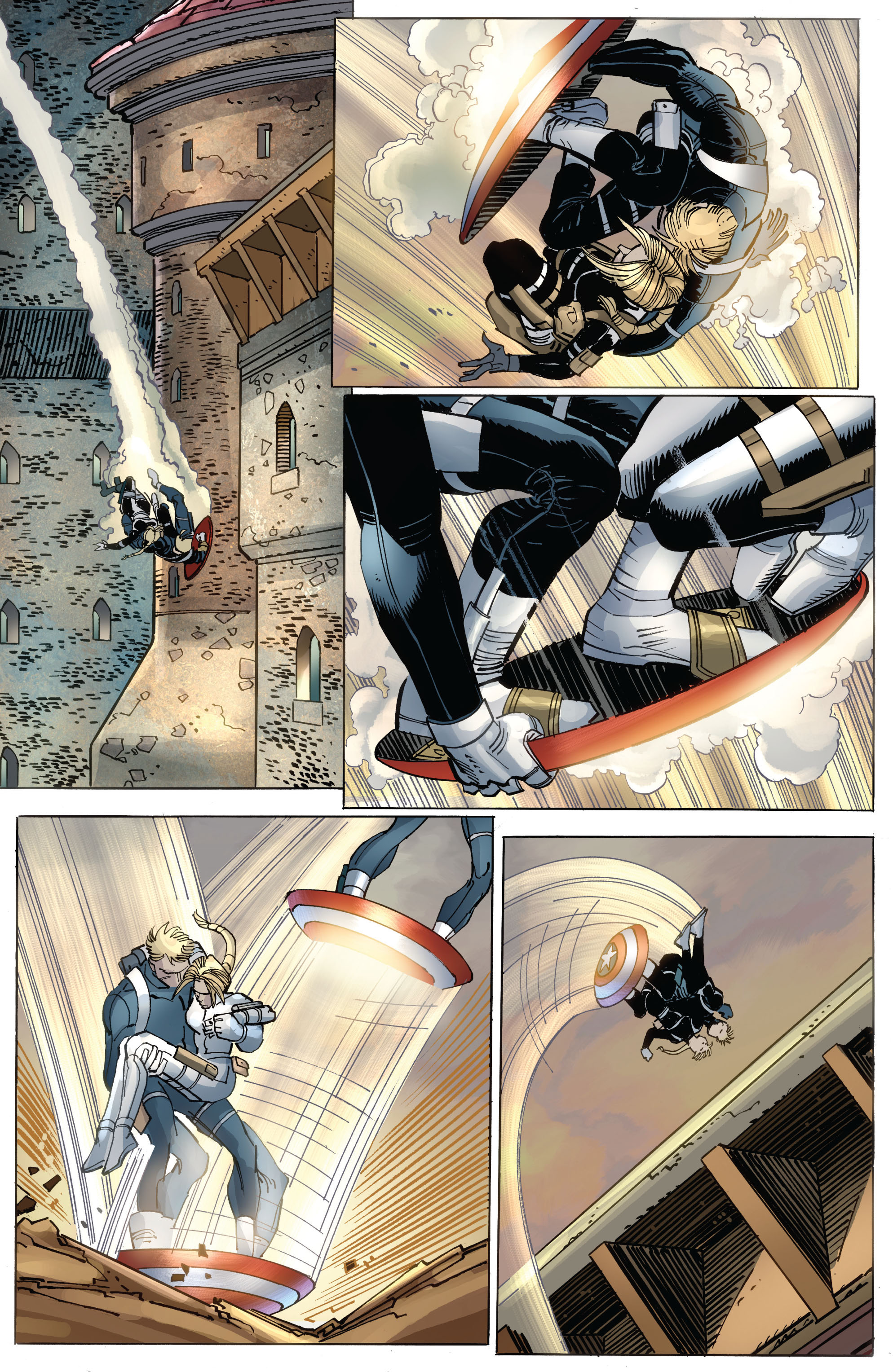 Read online Avengers (2010) comic -  Issue #16 - 16