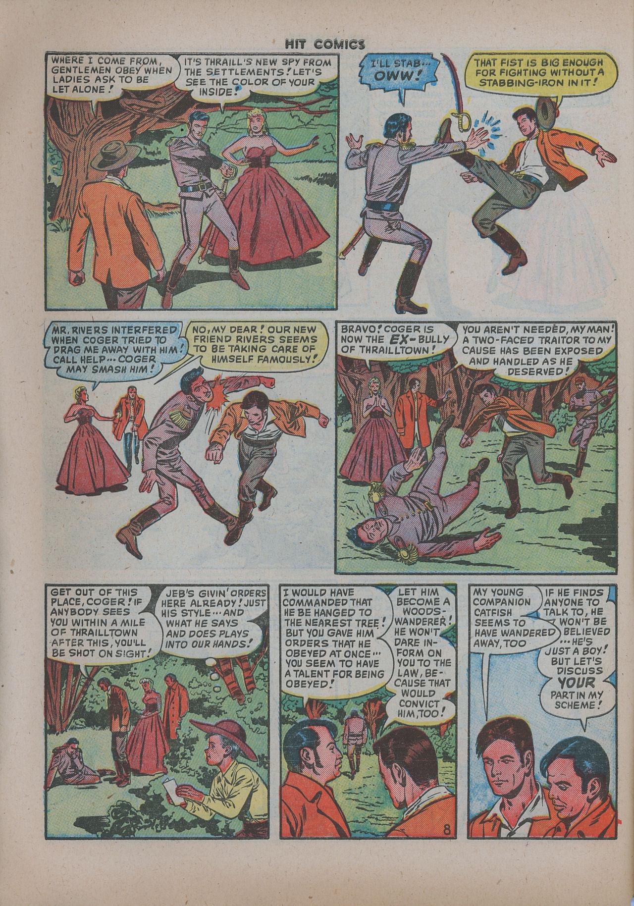 Read online Hit Comics comic -  Issue #62 - 11
