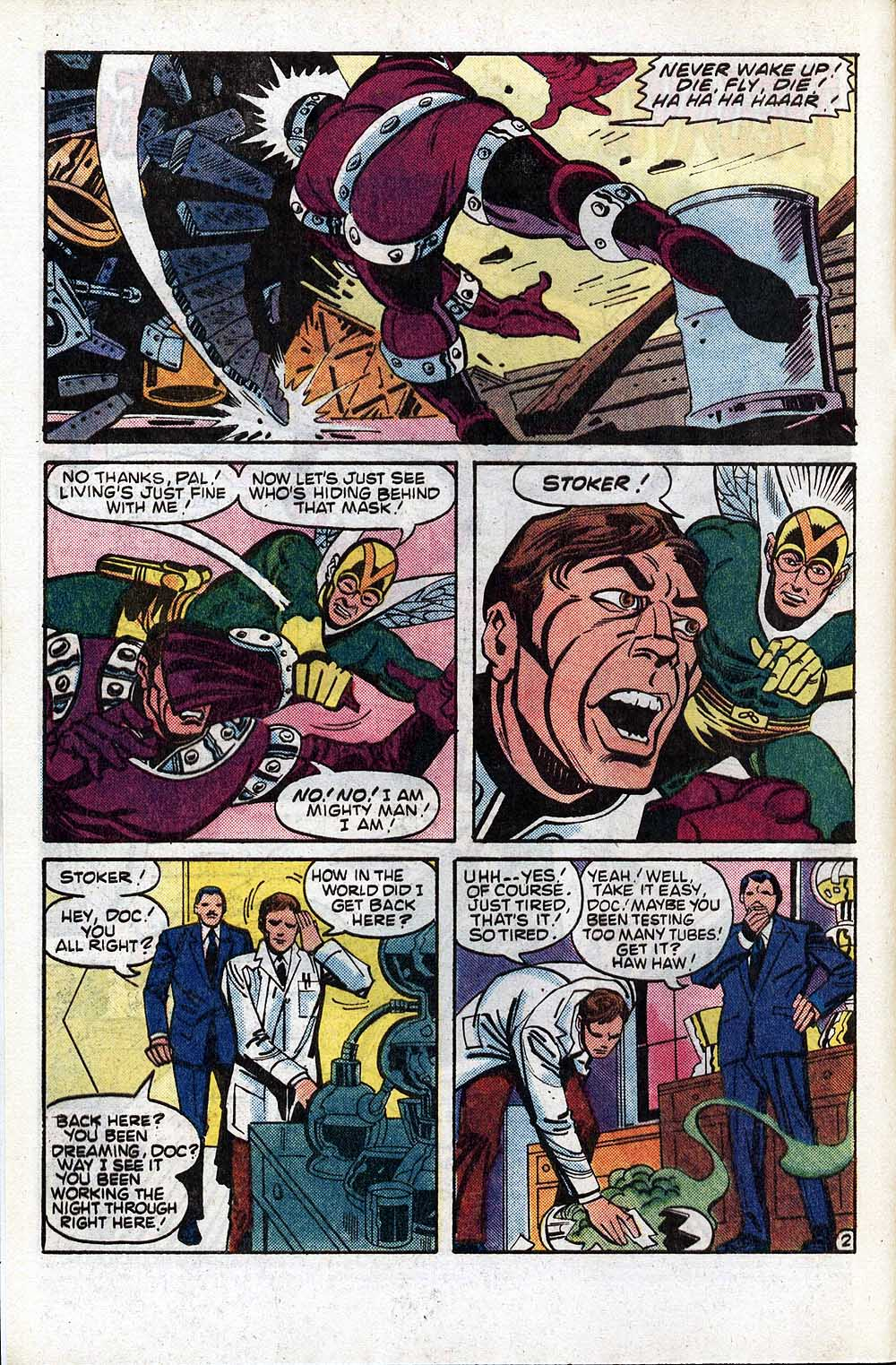 Read online The Fly (1983) comic -  Issue #4 - 4