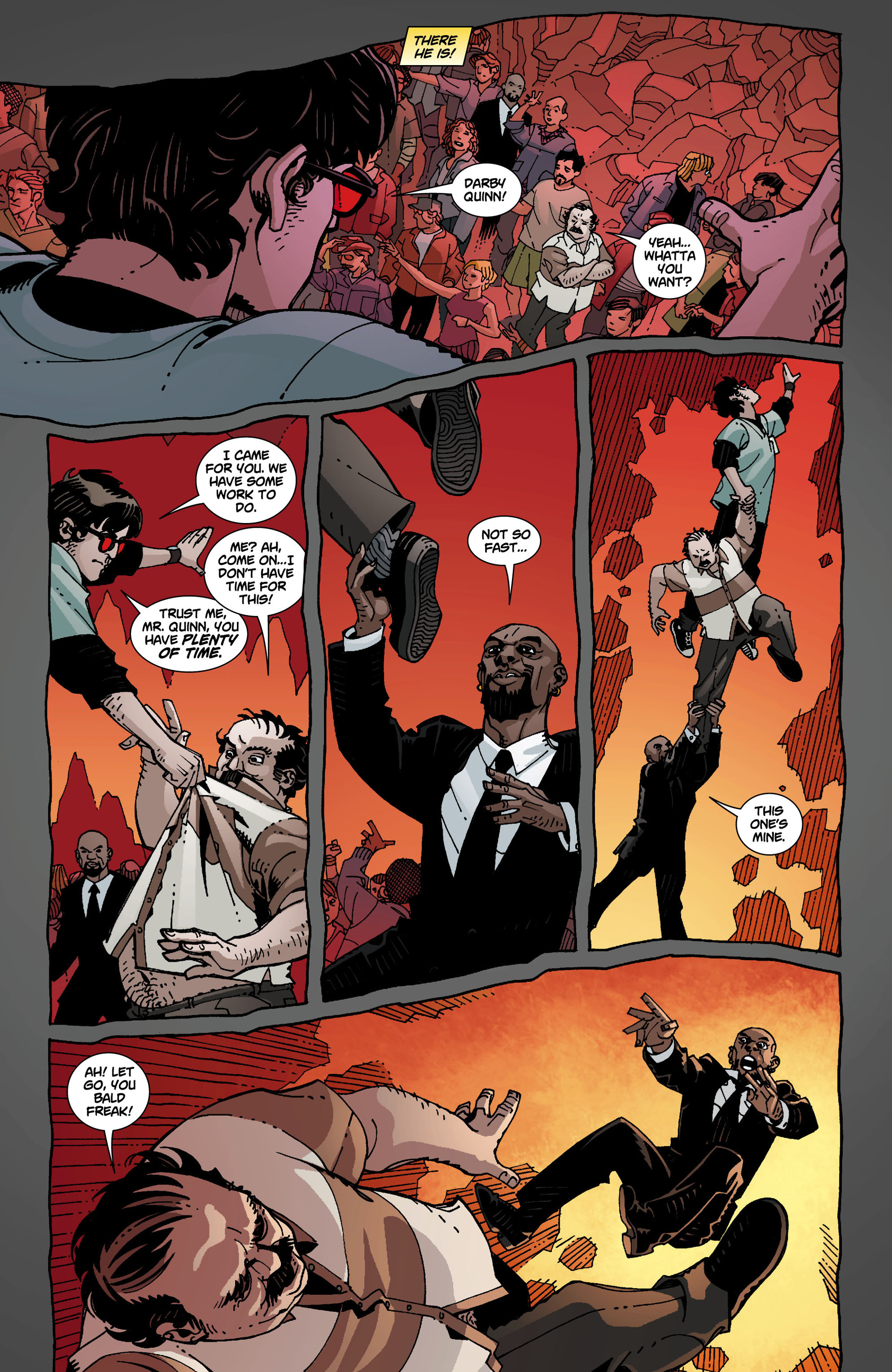 Read online National Comics: Eternity comic -  Issue # Full - 13