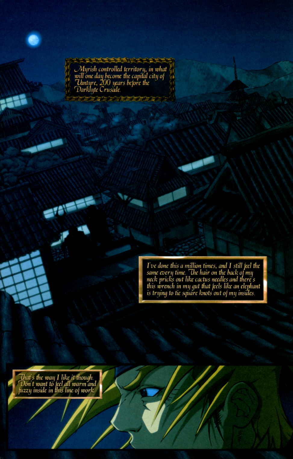 Read online Shidima comic -  Issue #0 - 3