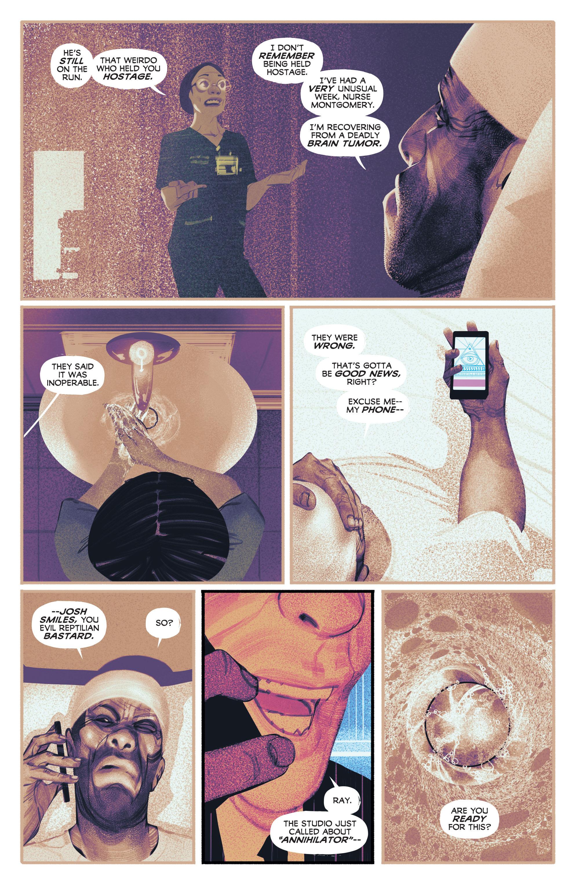 Read online Annihilator comic -  Issue #6 - 41