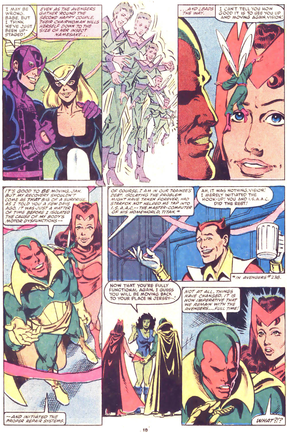 The Avengers (1963) 242 Page 10