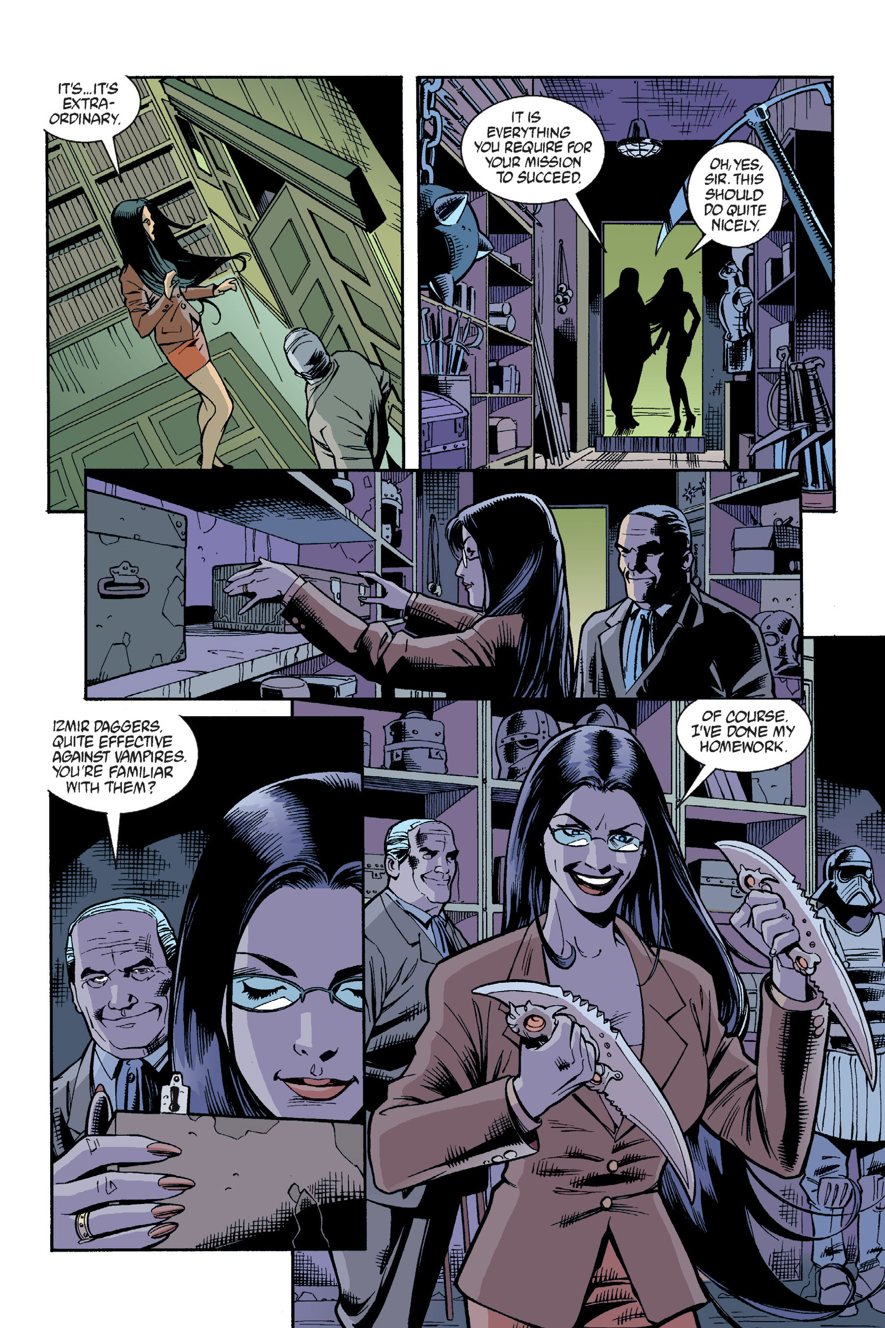 Read online Buffy the Vampire Slayer: Omnibus comic -  Issue # TPB 6 - 147