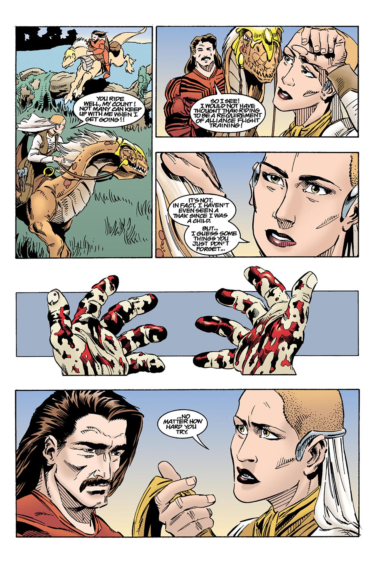 Read online Star Wars Omnibus comic -  Issue # Vol. 2 - 166