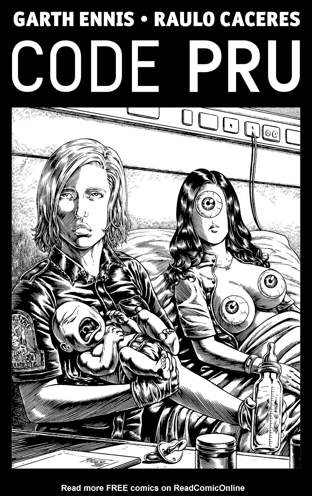 Read online Alan Moore's Cinema Purgatorio comic -  Issue #17 - 13
