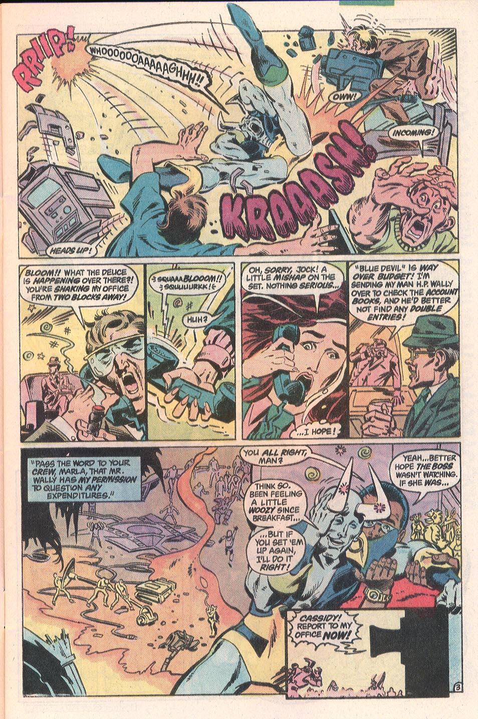 Blue Devil 11 Page 4