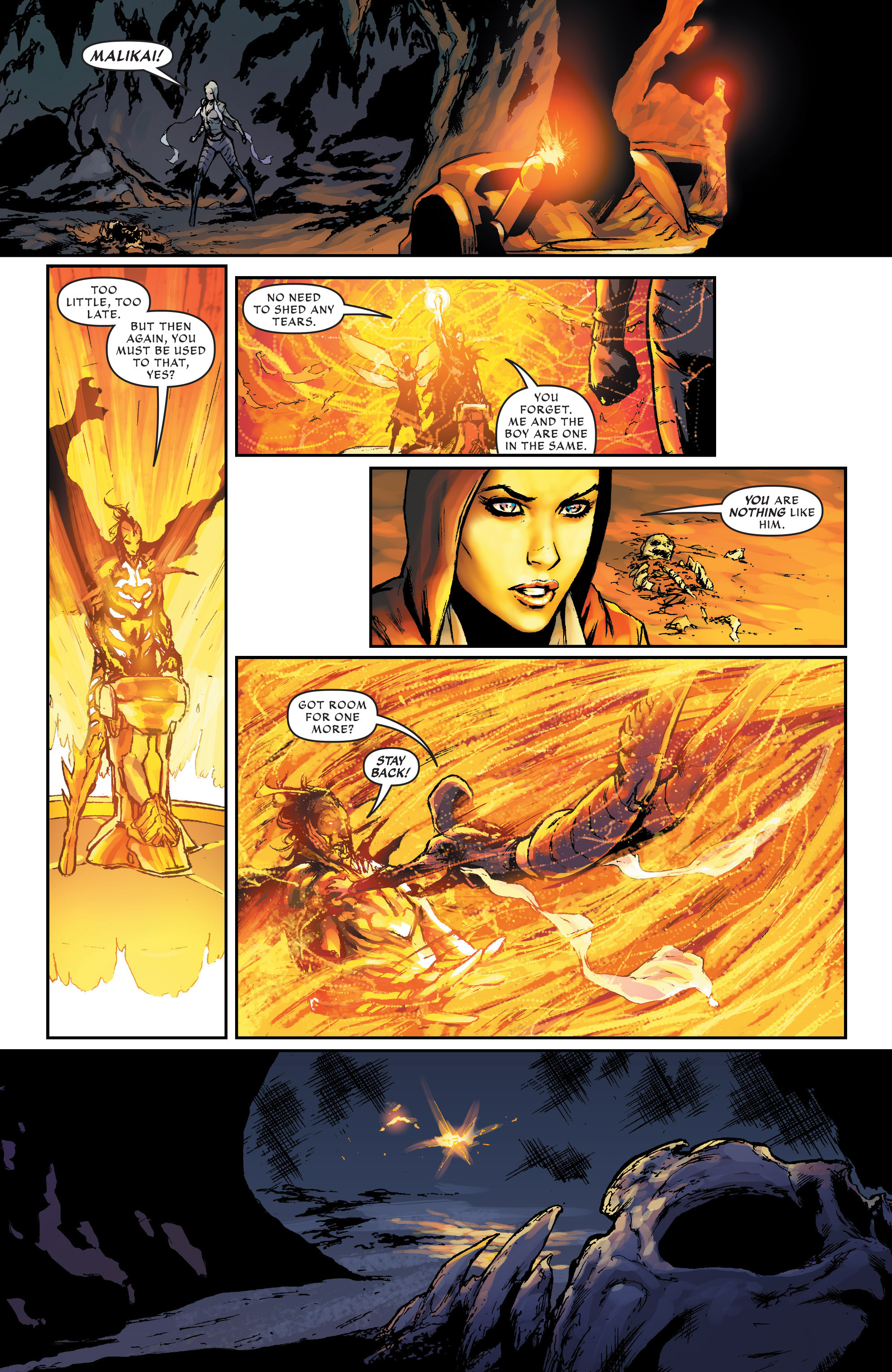 Read online Aspen Universe: Revelations comic -  Issue #5 - 10