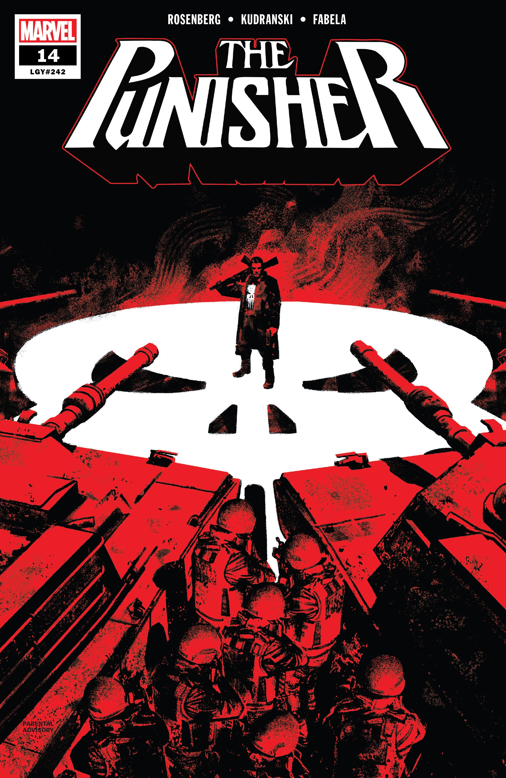 Read online The Punisher (2018) comic -  Issue #14 - 1