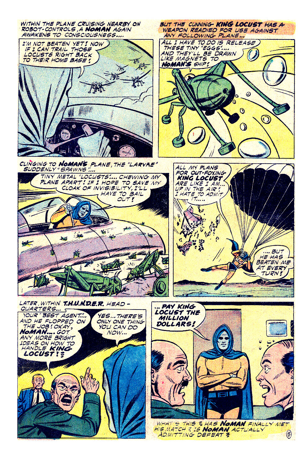 T.H.U.N.D.E.R. Agents (1965) issue 17 - Page 20