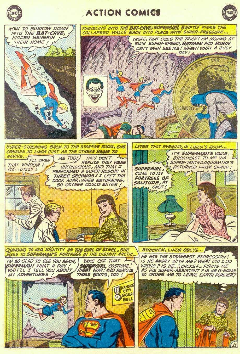 Action Comics (1938) 270 Page 26