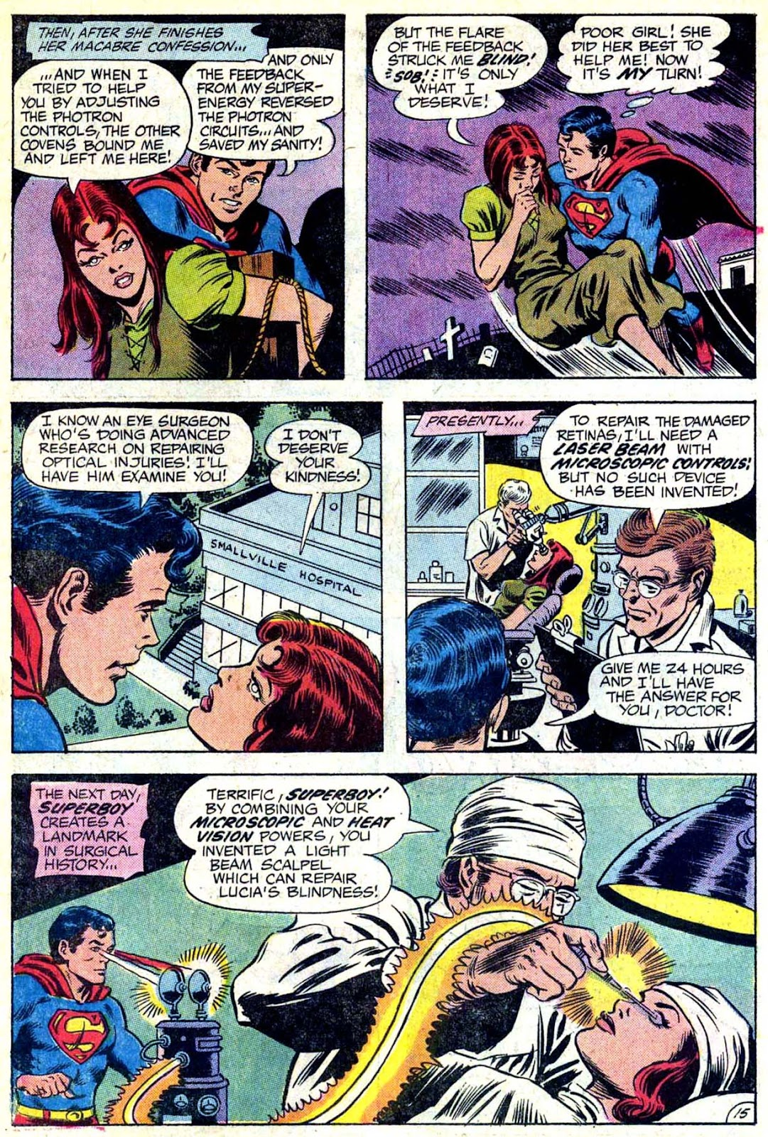 Superboy (1949) issue 184 - Page 15