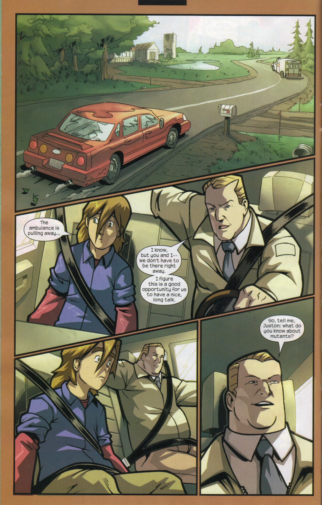 Read online Sentinel comic -  Issue #11 - 10