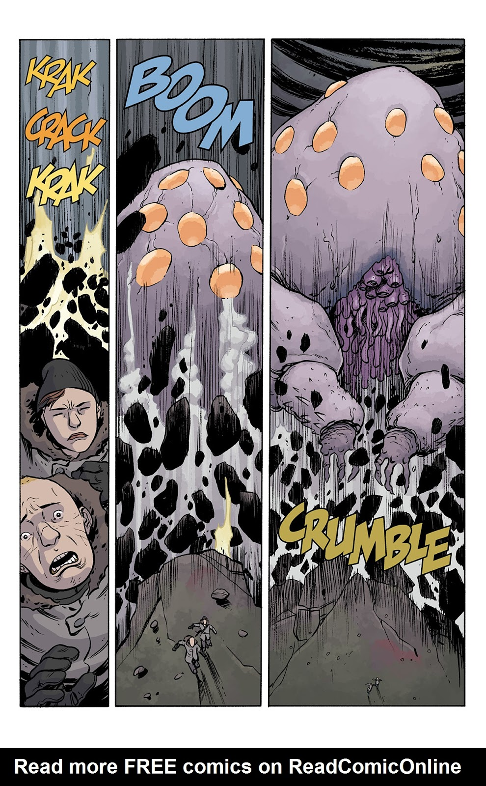 Read online B.P.R.D. Hell on Earth: The Return of the Master comic -  Issue #5 - 12