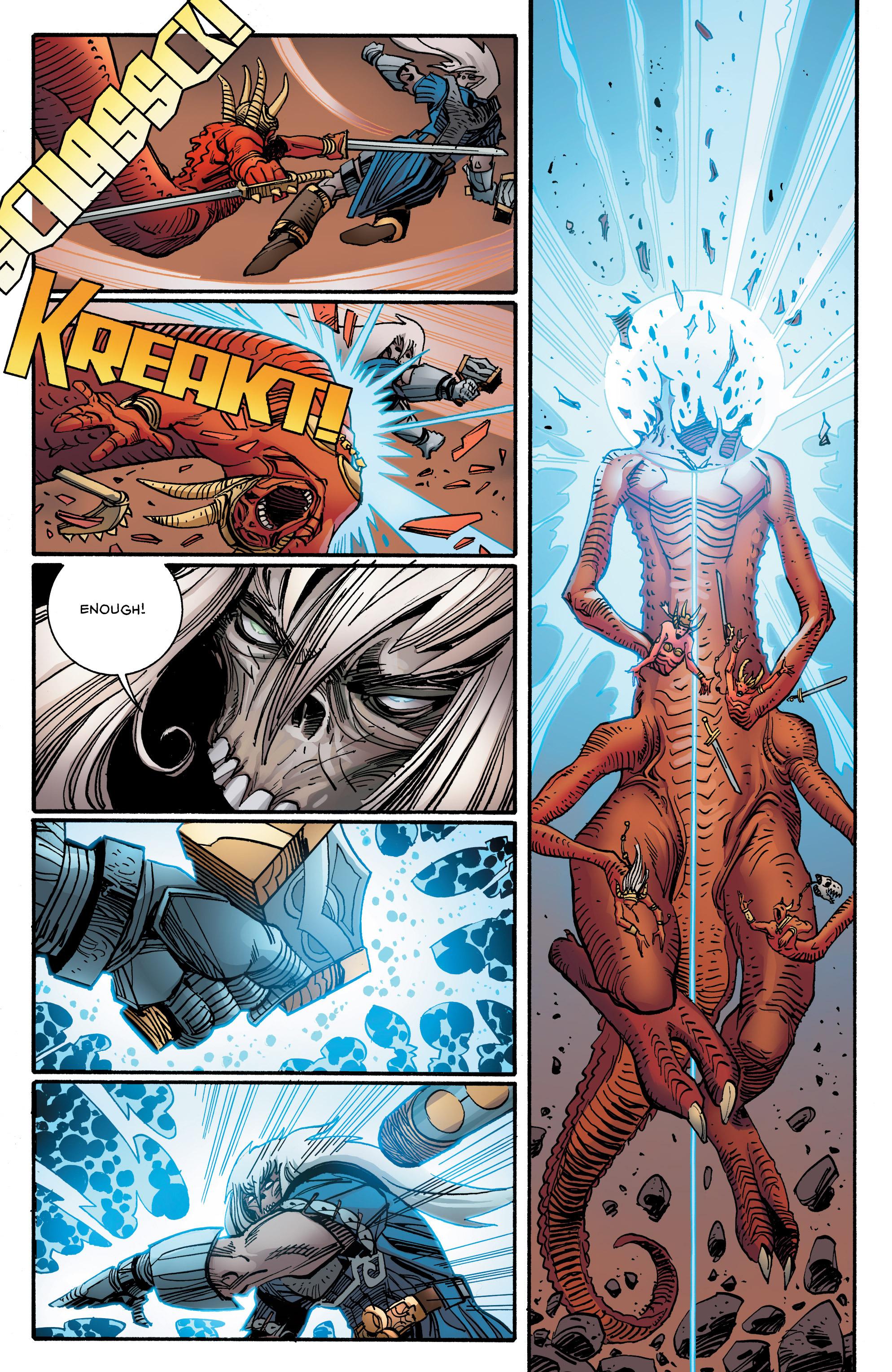 Read online Ragnarok comic -  Issue #12 - 17