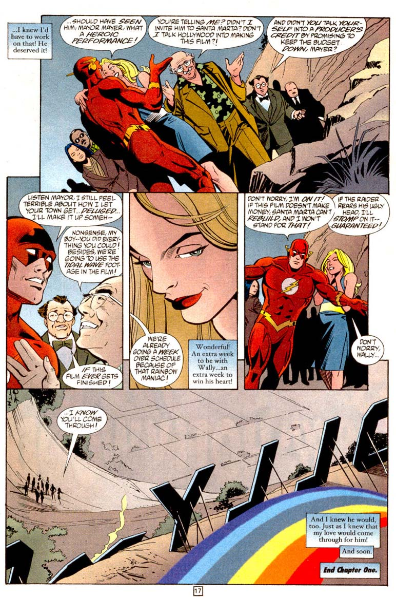 Read online The Flash (1987) comic -  Issue # _Annual 10 - 18