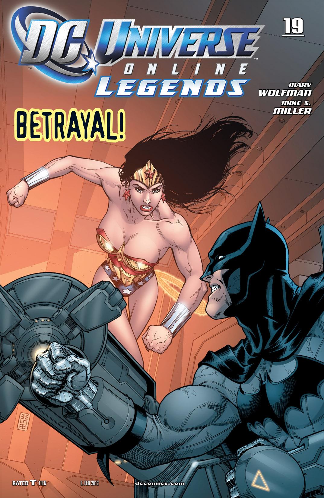 DC Universe Online: Legends 19 Page 1