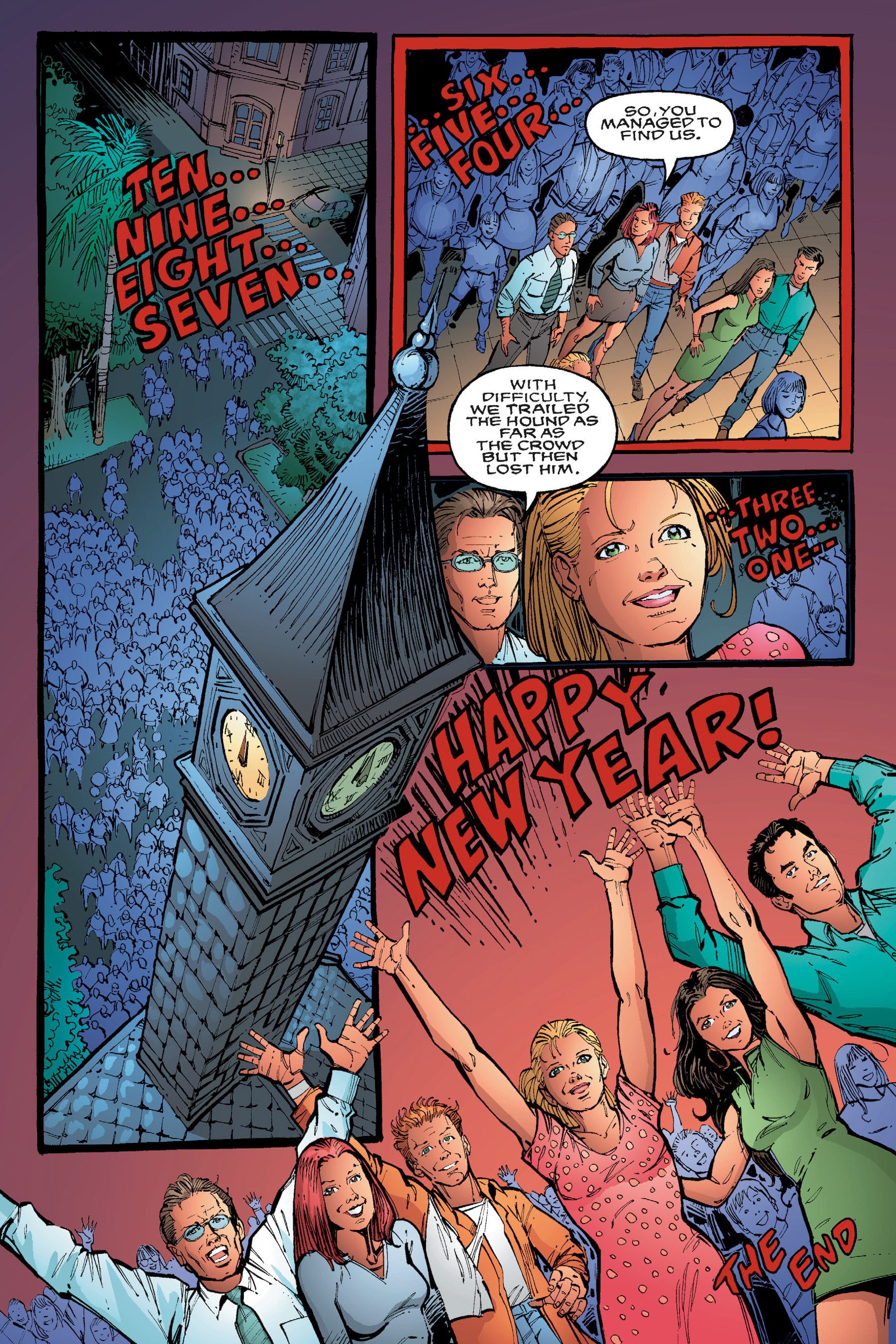 Read online Buffy the Vampire Slayer: Omnibus comic -  Issue # TPB 3 - 128