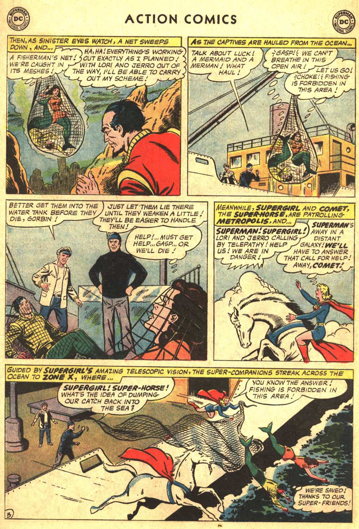 Read online Action Comics (1938) comic -  Issue #302 - 18