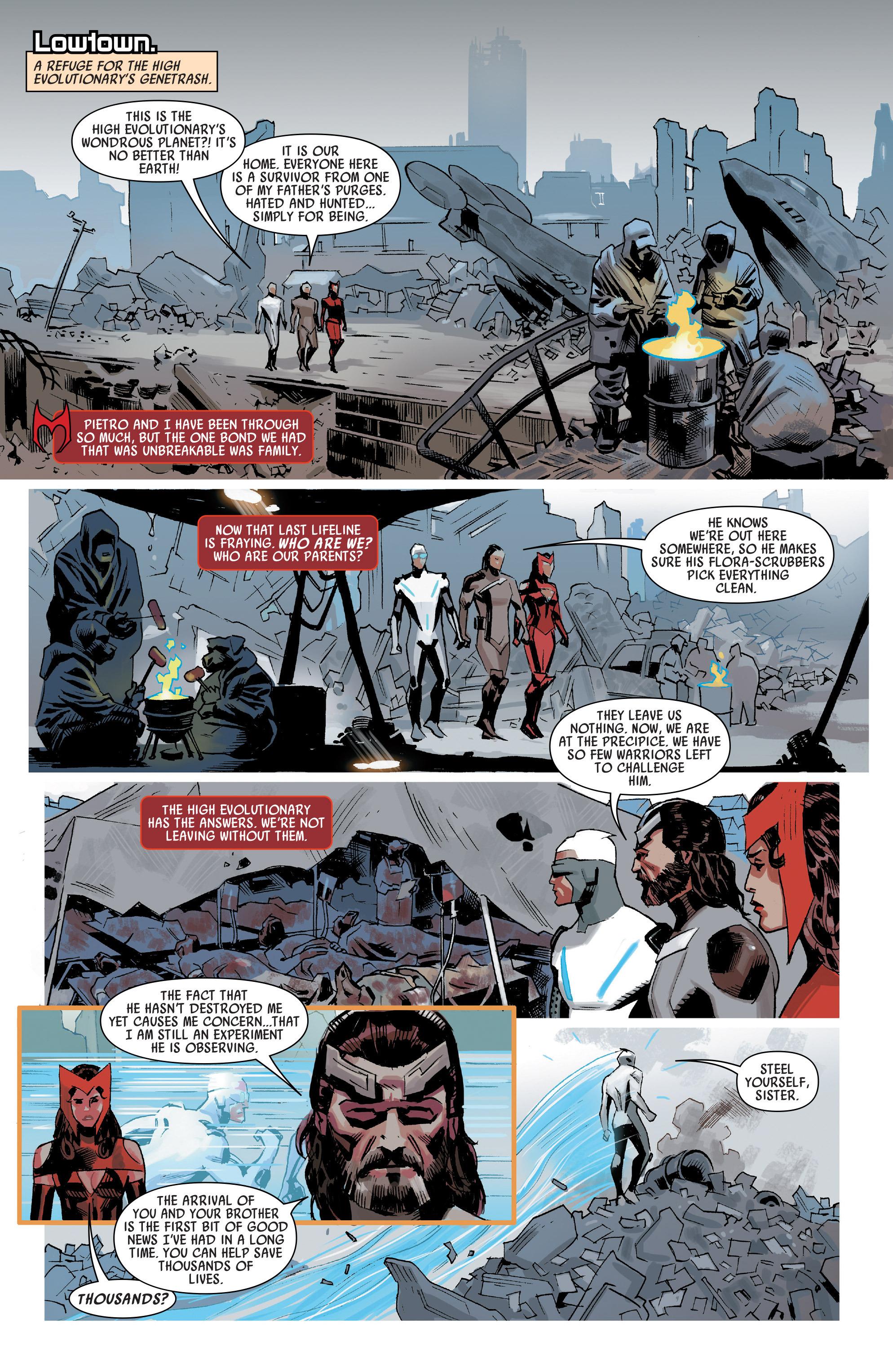 Read online Uncanny Avengers [I] comic -  Issue #3 - 9