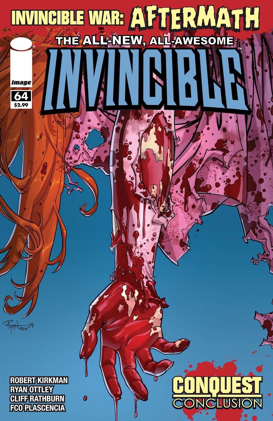 Invincible (2003) 64 Page 1