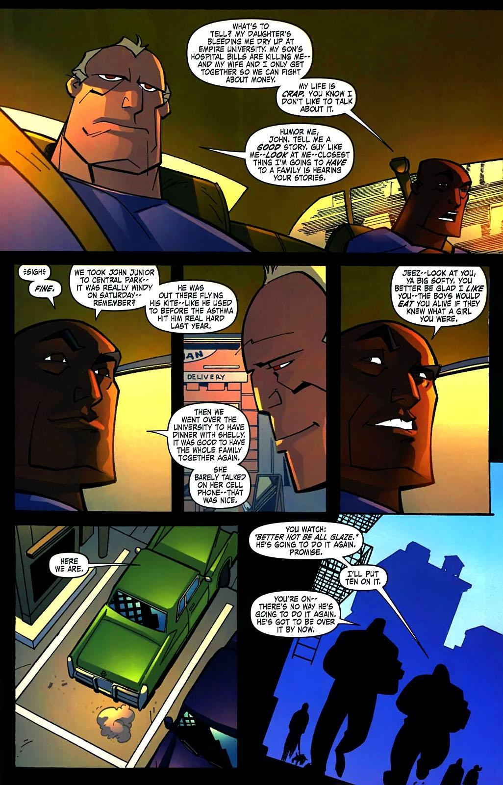 Read online Amazing Fantasy (2004) comic -  Issue #15 - 24