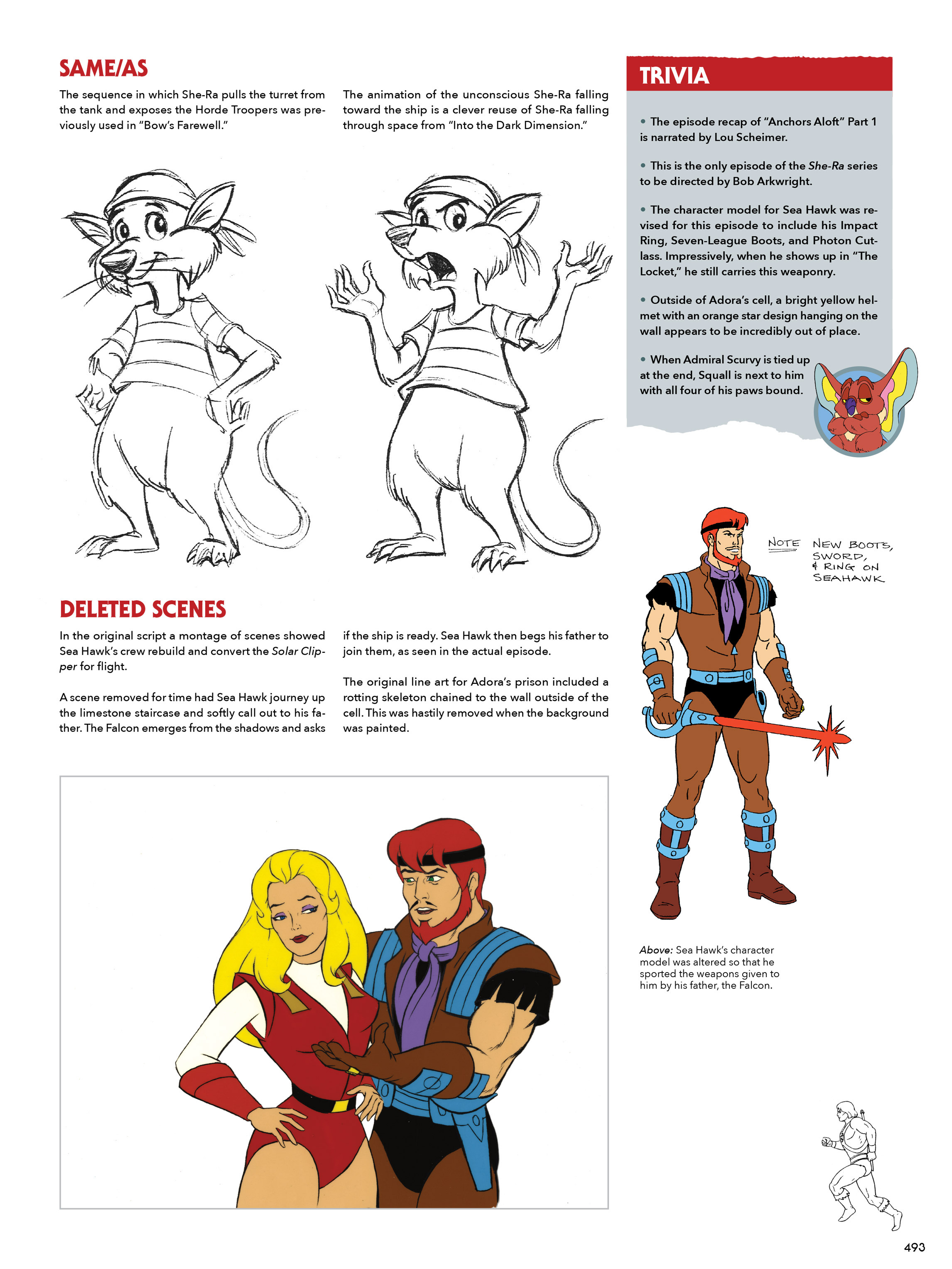 Read online He-Man and She-Ra: A Complete Guide to the Classic Animated Adventures comic -  Issue # TPB (Part 3) - 93