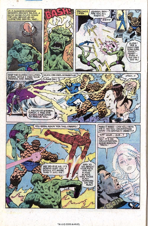 Read online Uncanny X-Men (1963) comic -  Issue # _Annual 5 - 32
