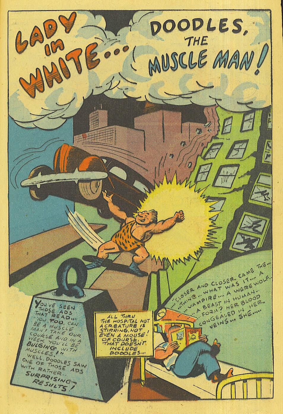 Read online Super-Magician Comics comic -  Issue #42 - 34