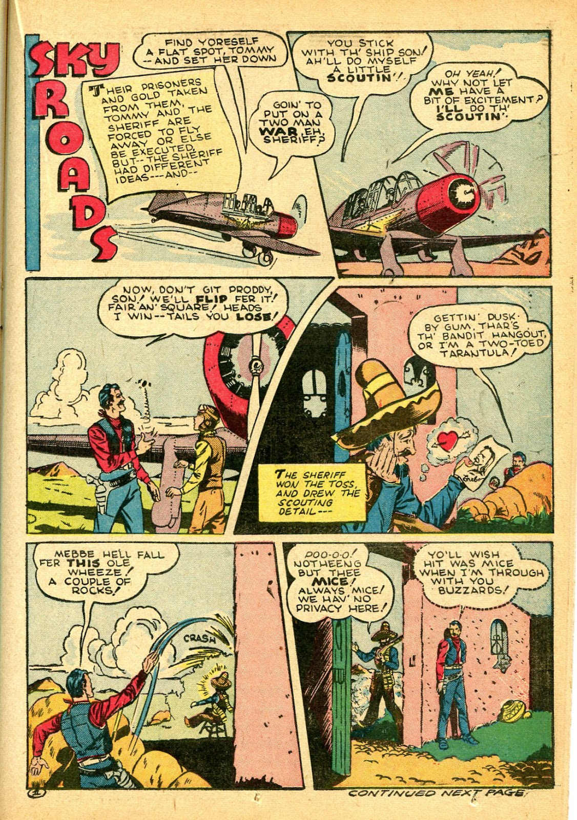 Read online Famous Funnies comic -  Issue #108 - 37