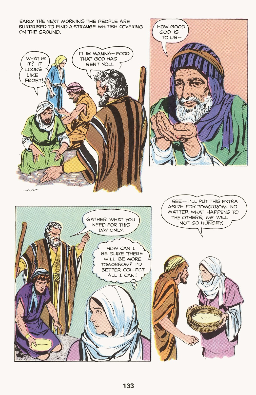 The Picture Bible issue TPB (Part 2) - Page 36
