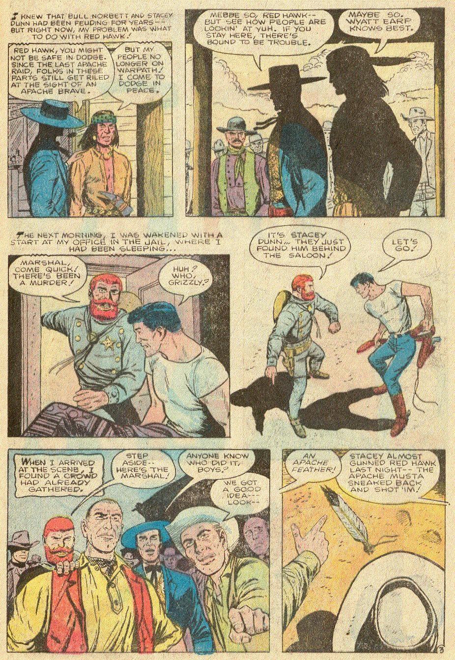 Wyatt Earp issue 32 - Page 20