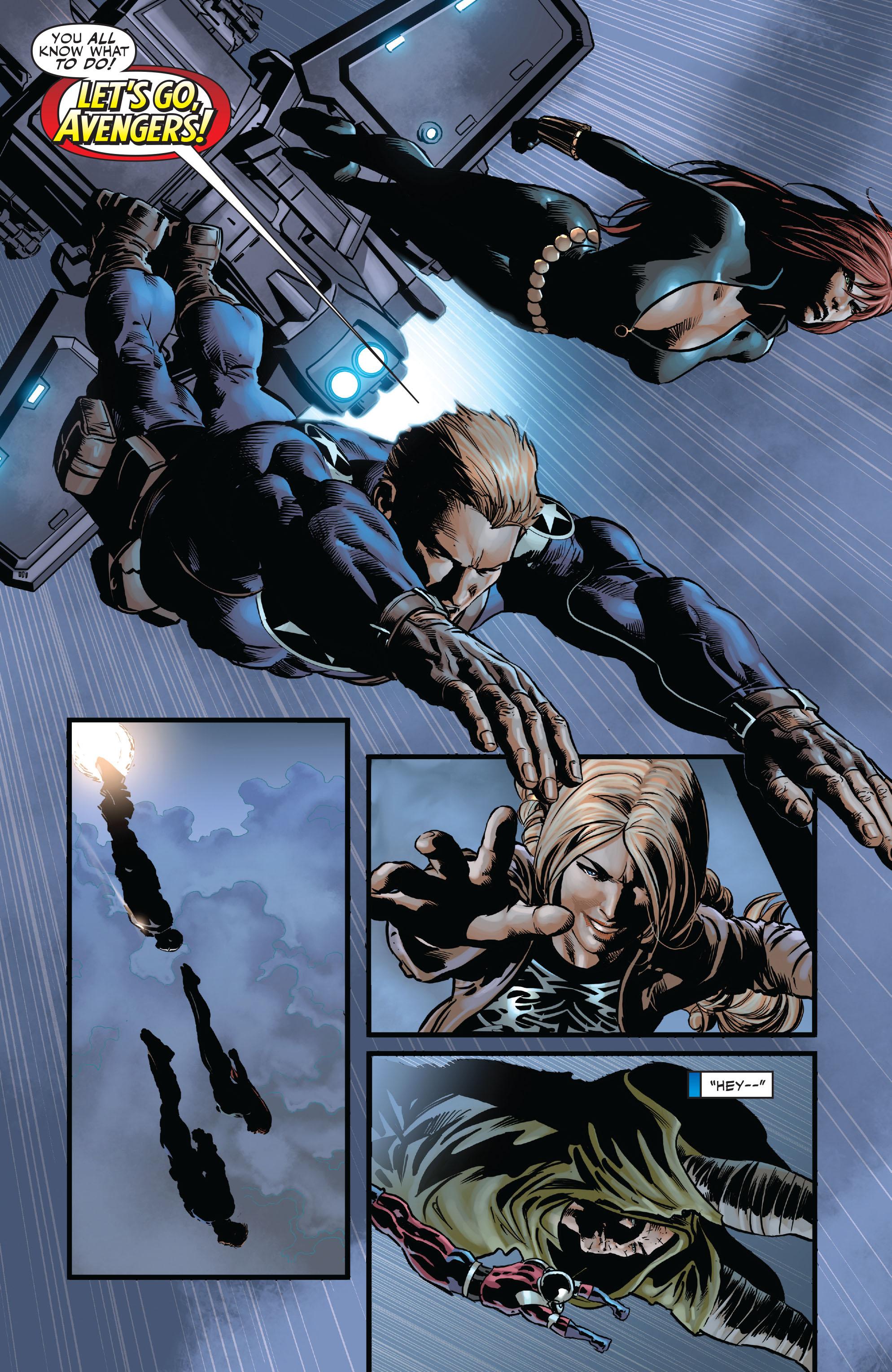 Read online Secret Avengers (2010) comic -  Issue #10 - 7