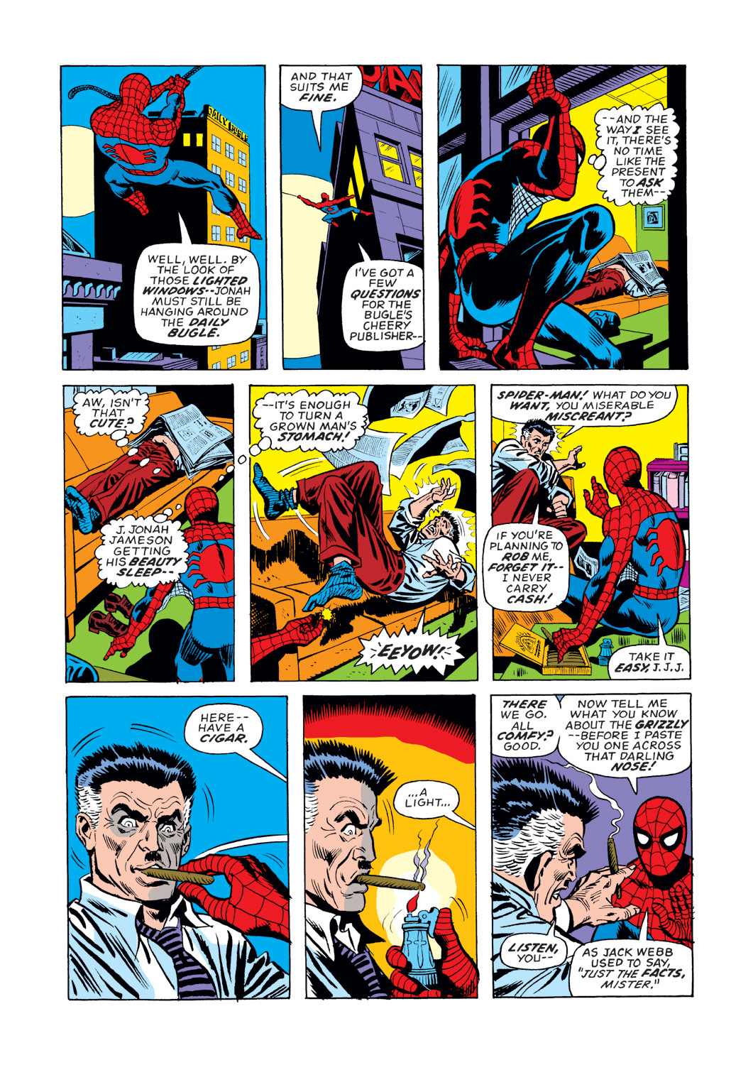 The Amazing Spider-Man (1963) 140 Page 9