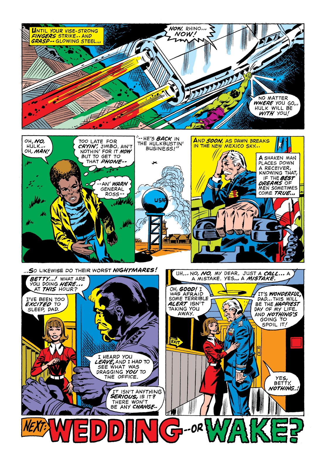 Read online Marvel Masterworks: The Incredible Hulk comic -  Issue # TPB 9 (Part 1) - 29