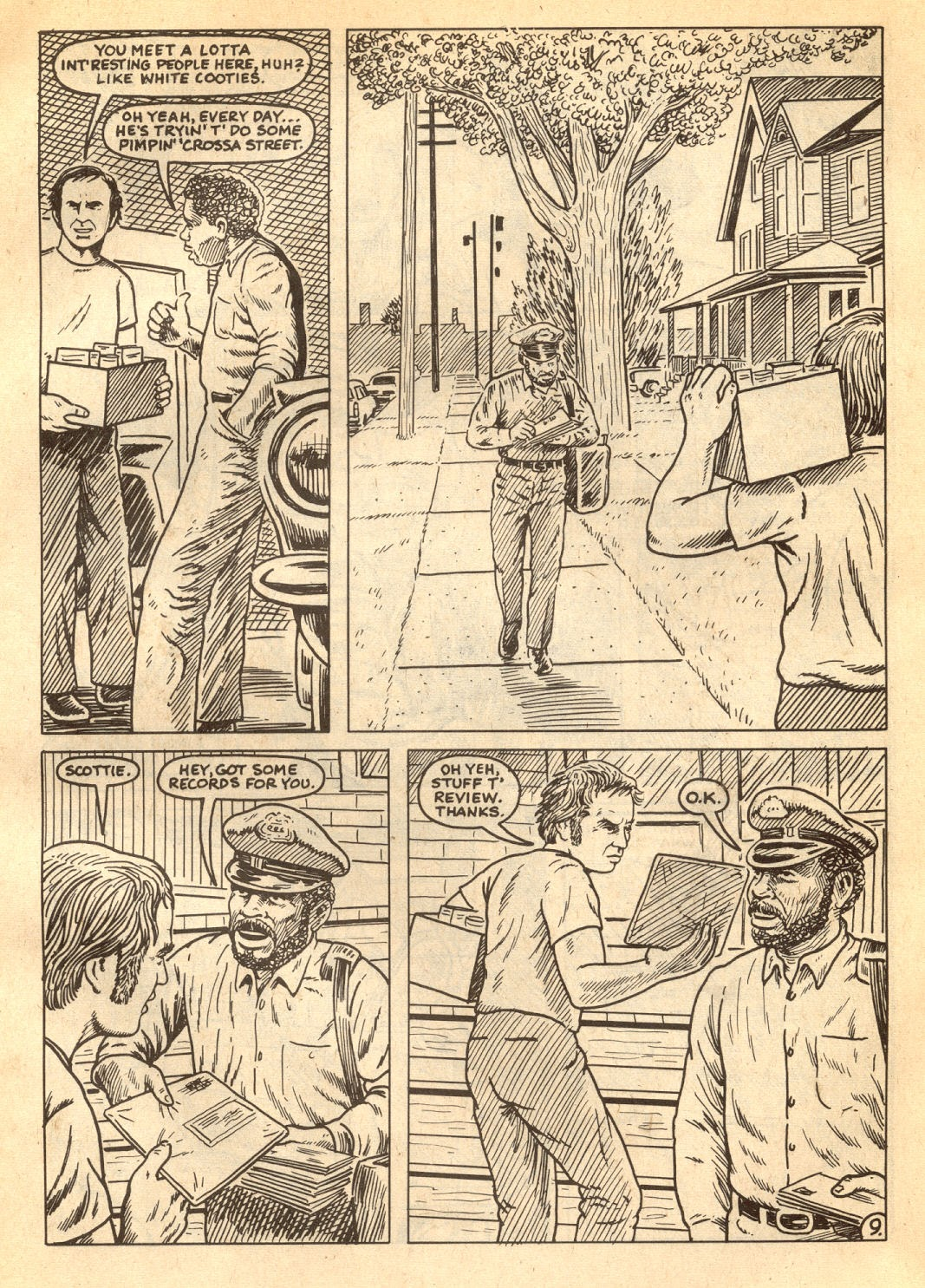 American Splendor (1976) issue 7 - Page 17