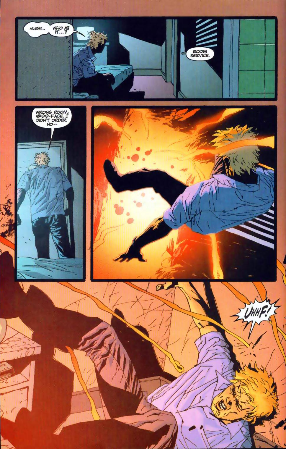 Wildcats (1999) Issue #18 #19 - English 16