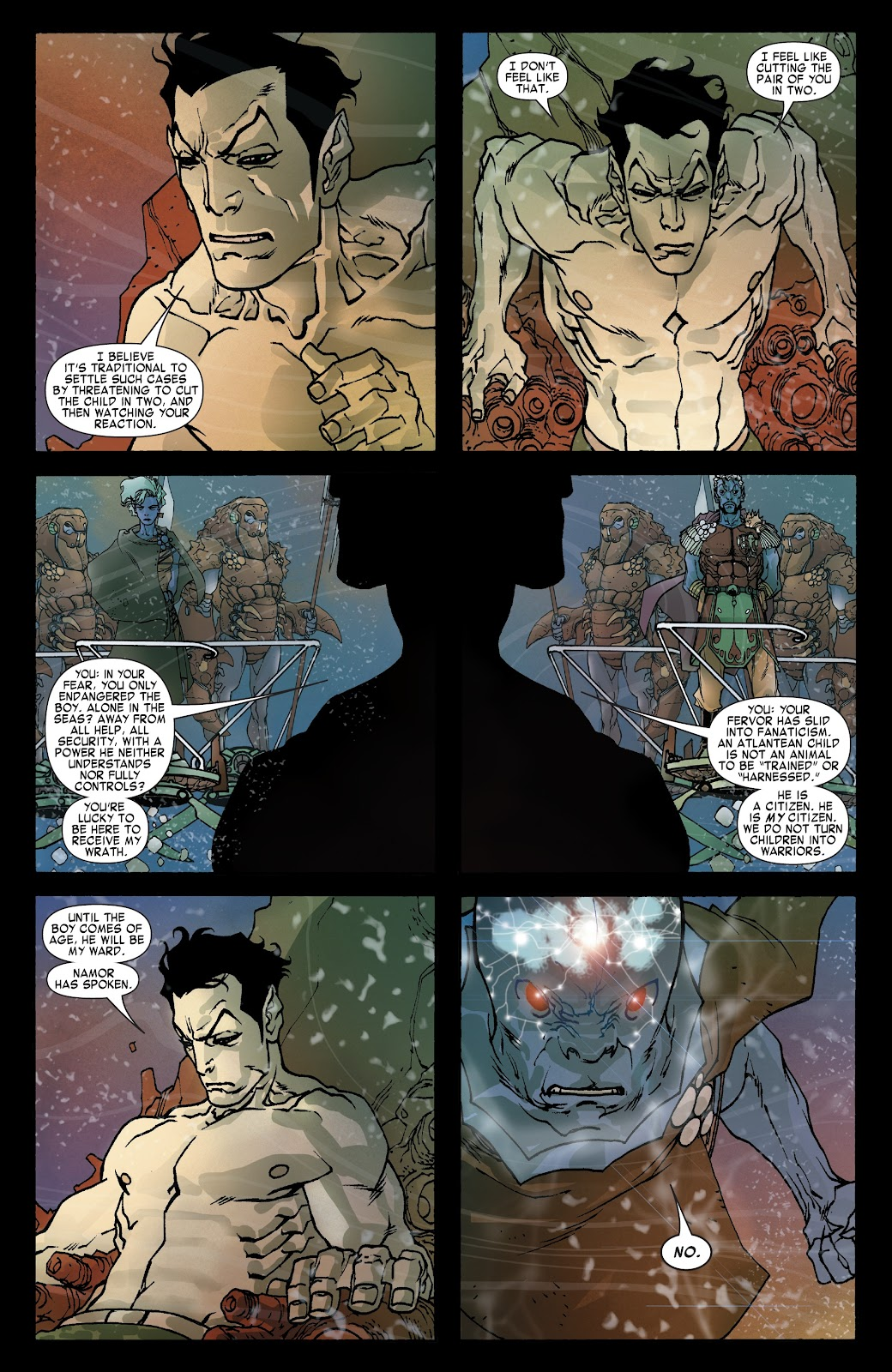 Read online Siege Prelude comic -  Issue # TPB (Part 2) - 4