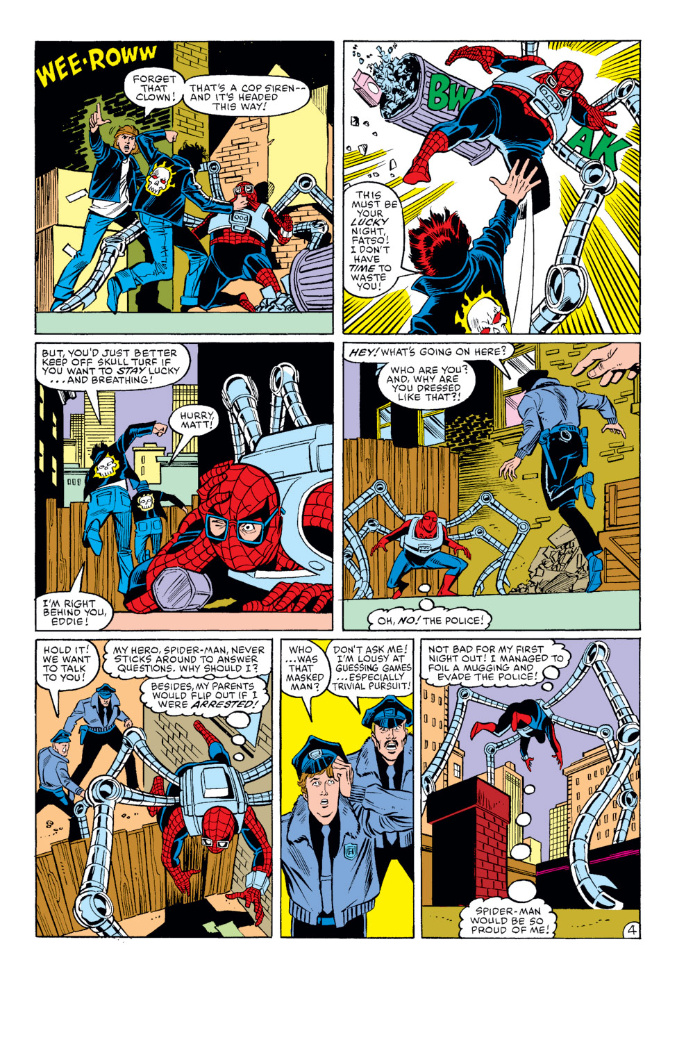 The Amazing Spider-Man (1963) 263 Page 4